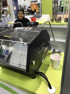 Espresso machine rental at the Minneapolis Convention Center