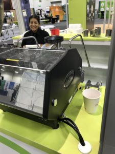 Espresso Machine Rental