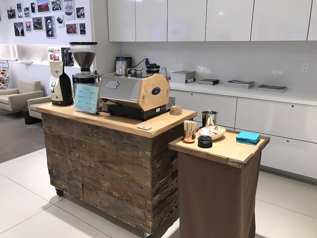 office coffee cart. Office Coffee Cart